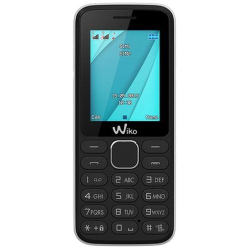Wiko Lubi 4 Dual Sim (Black)