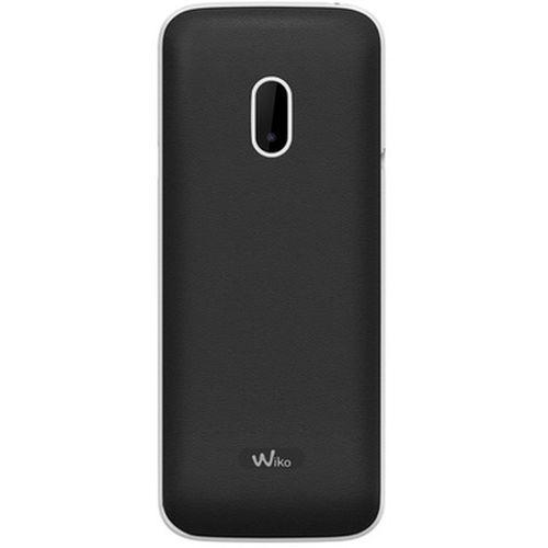 Wiko Lubi 4 Dual Sim (Black-white)