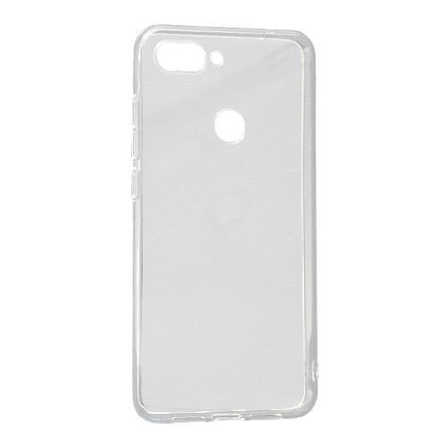 Xiaomi Mi 8 Lite silikonska futrola (Transparent)