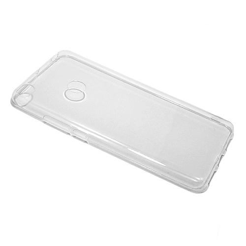 Xiaomi Mi Max 3 silikonska futrola (Transparent)