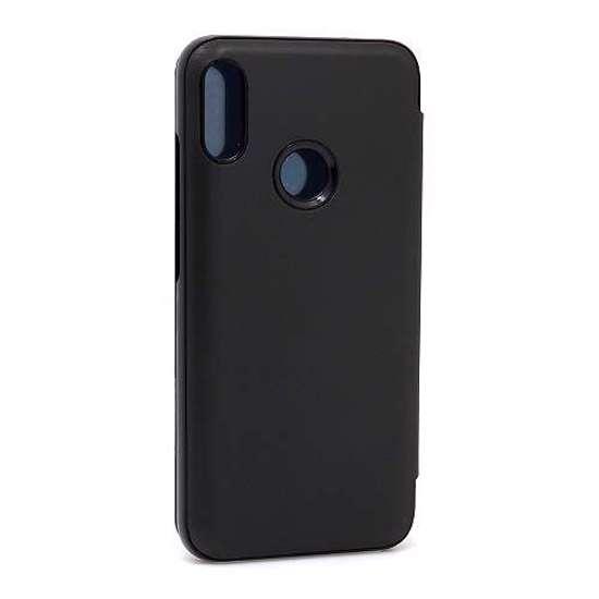 Xiaomi Redmi Note 7 Clear view futrola (Black)