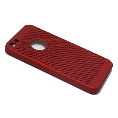iPhone 5S PVC Breath futrola (Red)