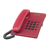 PANASONIC TS500 FXC telefon (Red)