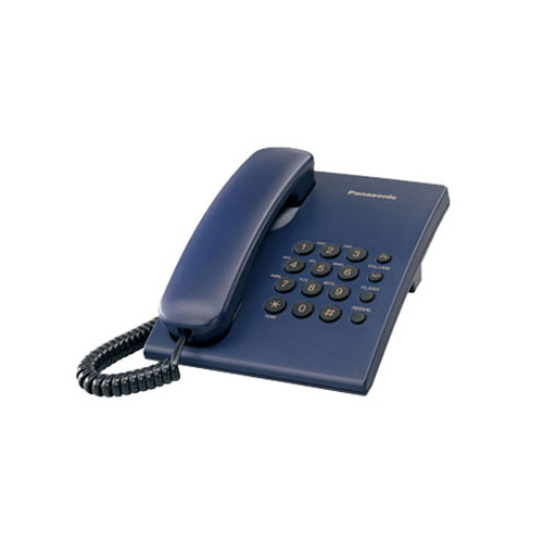 PANASONIC TS500 FXB telefon (Blue)