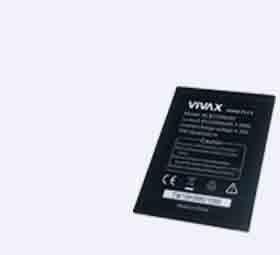 Vivax X502 originalna baterija - Mgs mobil Niš