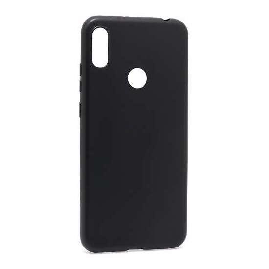 Honor 8A crna silikonska futrola (Black) - Mgs mobil Niš