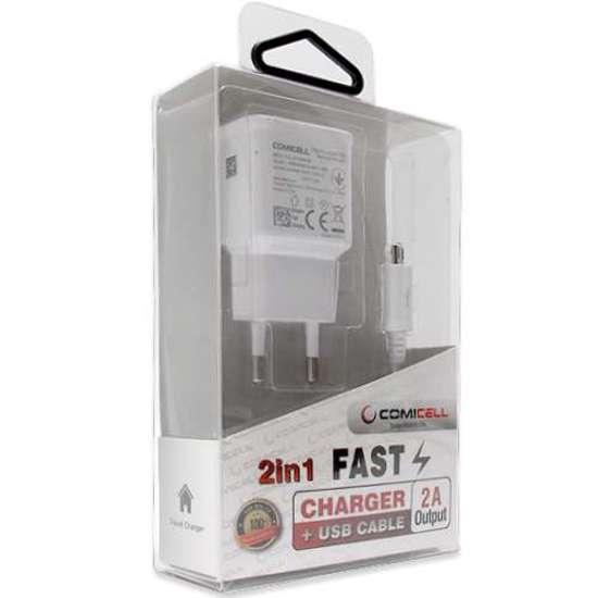 Kućni punjač Micro USB Fast (White) - Mgs mobil Niš