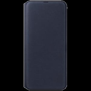 Samsung A50 originalna futrola na preklop (Black) - Mgs mobil Niš