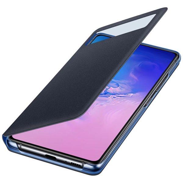 Samsung S10 Lite S View futrola (Black) - Mgs Mobil Niš