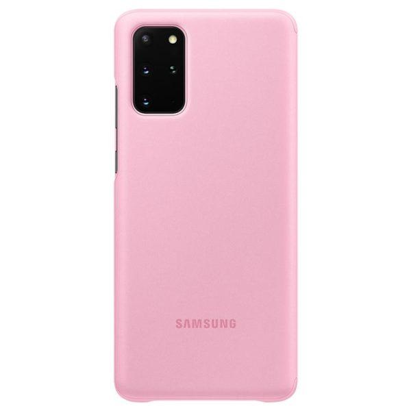 Samsung S20 Plus Clear View futrola (Rose) - Mgs Mobil Niš