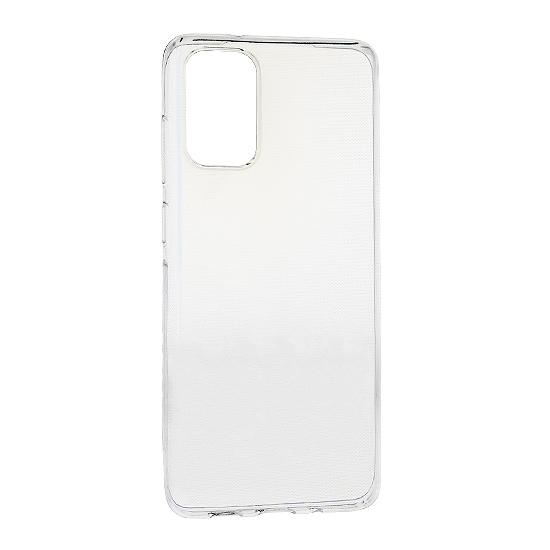 Samsung S20 Plus silikonska futrola (Transparent) - Mgs mobil Niš