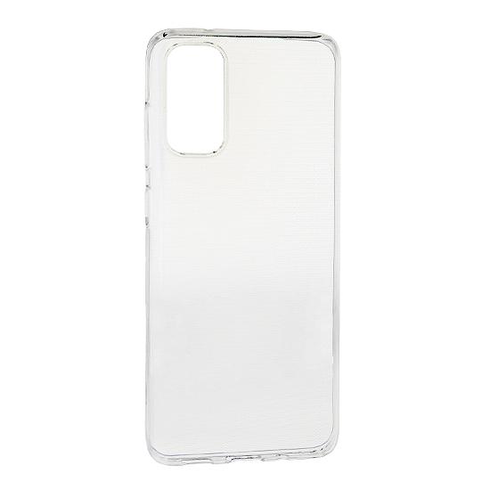 Samsung S20 silikonska futrola (Transparent) - Mgs mobil Niš