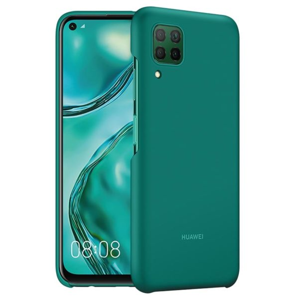 Huawei P40 Lite originalna futrola leđa (Green) - Mgs mobil Niš