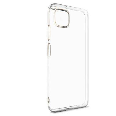 Huawei P40 silikonska futrola (Transparent) - Mgs mobil Niš
