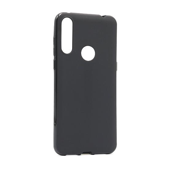 Alcatel 1S 2020 silikonska futrola Durable (Black) - Mgs mobil Niš