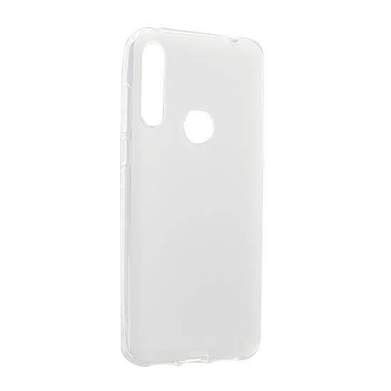 Alcatel 1S 2020 silikonska futrola Durable (White) - Mgs mobil Niš