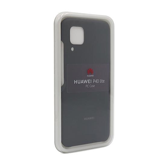 Huawei P40 Lite originalna futrola leđa (Black) - Mgs mobil Niš