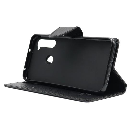 Xiaomi Note 8T futrola na preklop Mercury (Black) - Mgs mobil Niš
