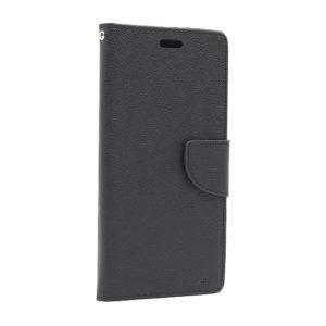 Huawei P40 Lite E futrola na preklop Mercury (Black) - Mgs mobil Niš