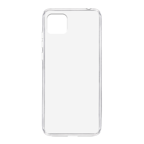 Huawei Y5p silikonska futrola (Transparent) - Mgs mobil Niš