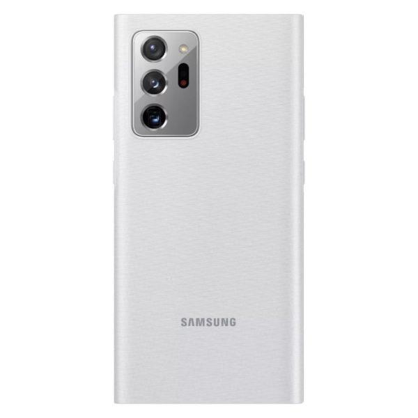 Samsung Note 20 Ultra Clear View futrola (White) - Mgs mobil Niš