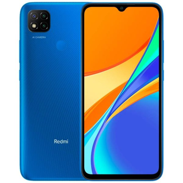 Xiaomi Redmi 9C 2GB mobilni telefon (Blue) - Mgs mobil Niš