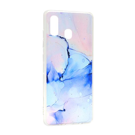 Samsung A20E Artistic silikonska futrola DZ01 - Mgs Mobil Niš