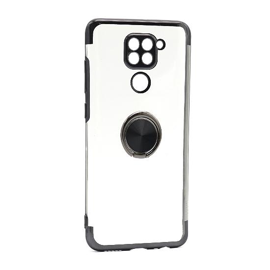 Xiaomi Redmi Note 9 Magnetic Ring silikonska futrola - Mgs mobil Niš