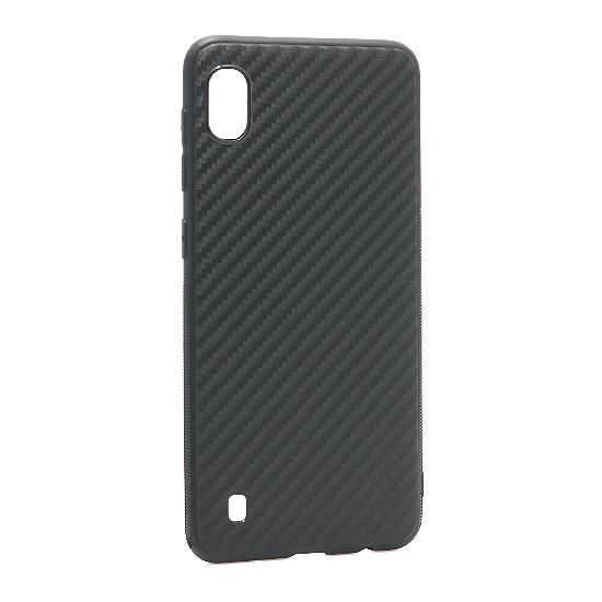 Samsung A10 Carbon light futrola (Black) - Mgs mobil Niš