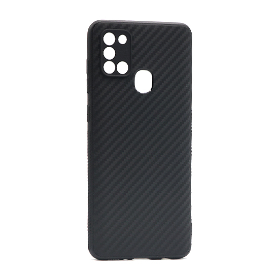 Samsung A21S Carbon light futrola (Black) - Mgs mobil Niš