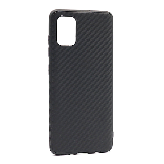 Samsung A51 Carbon light futrola (Black) - Mgs mobil Niš
