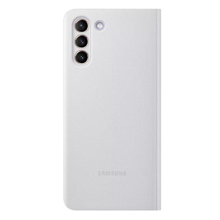 Samsung S21 Plus Originalna S-View futrola (Grey) - Mgs Mobil Niš