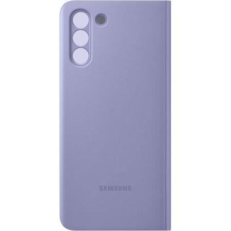 Samsung S21 Plus Originalna S-View futrola (Violet) - Mgs Mobil Niš