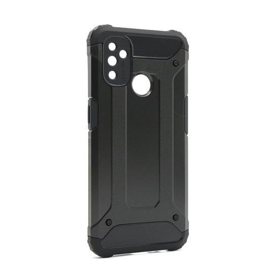 OnePlus Nord N100 futrola Defender II (Black) - Mgs mobil Niš