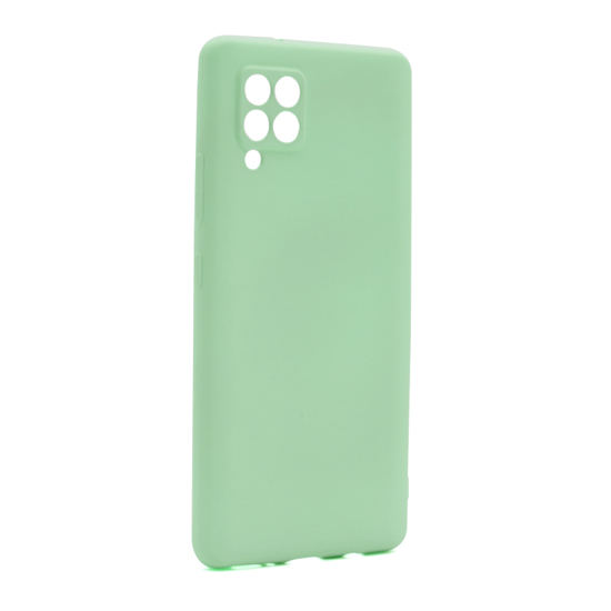 Samsung A42 silikonska futrola Gentle (Green) - Mgs mobil Niš