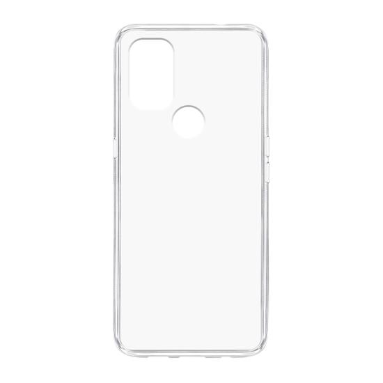 OnePlus Nord N10 5G silikonska futrola (Transparent) - Mgs mobil Niš