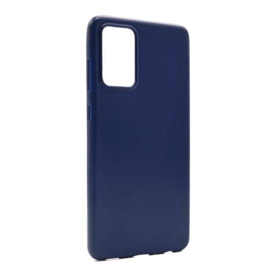 Samsung A72 Teget silikonska futrola (Blue) - Mgs mobil Niš
