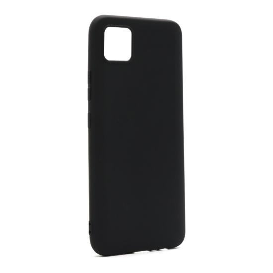 Realme C11 crna silikonska futrola (Black) - Mgs mobil Niš