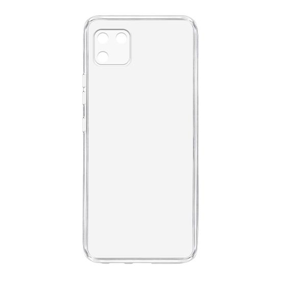 Realme C11 silikonska futrola (Transparent) - Mgs mobil Niš