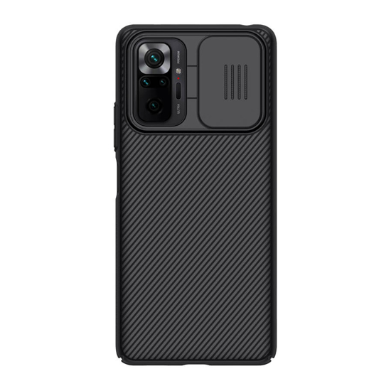 Xiaomi Redmi Note 10 Pro Nillkin Cam Shield futrola (Black) - Mgs mobil