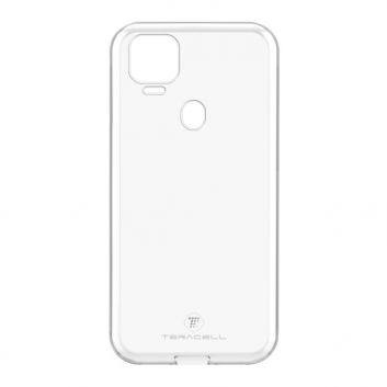 A1 Alpha 20 Plus silikonska futrola (Transparent) - Mgs mobil Niš