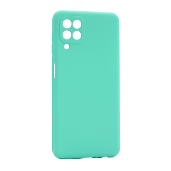 Samsung A22 silikonska futrola Gentle (Torquoise) - Mgs mobil Niš