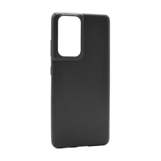 Samsung A32 Crna silikonska futrola (Black) - Mgs mobil Niš