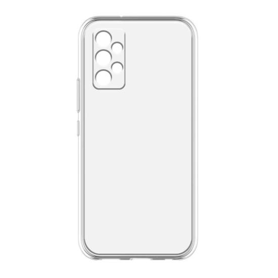 Samsung A32 silikonska futrola Clear (Transparent) - Mgs mobil Niš