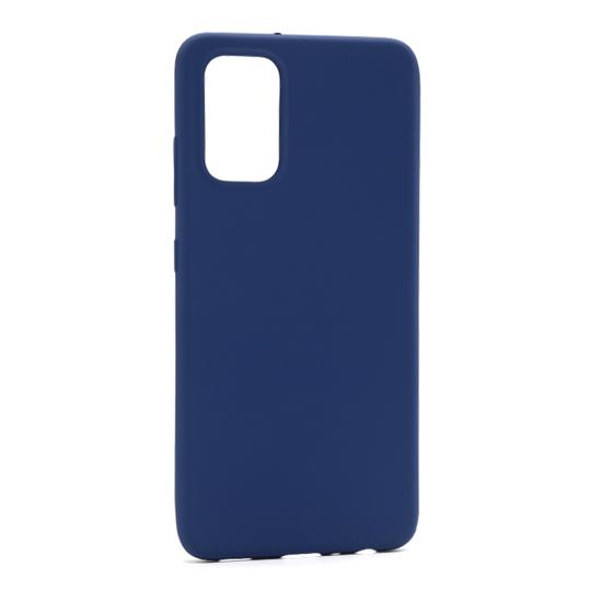 Samsung A32 silikonska futrola Gentle (Blue) - Mgs mobil Niš