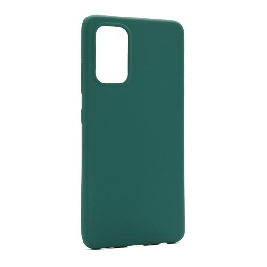 Samsung A32 silikonska futrola Gentle (Green) - Mgs mobil Niš