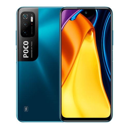 Xiaomi Poco M3 Pro 5G 128GB mobilni telefon (Blue) - Mgs Mobil Niš