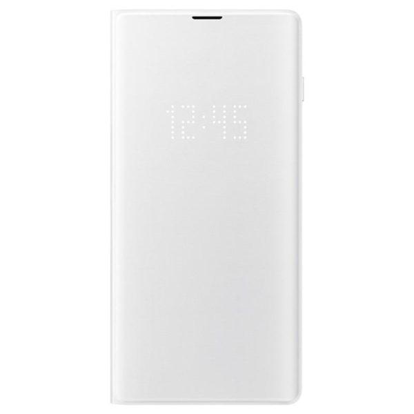 Samsung S10 LED View futrola (White) - Mgs Mobil Niš