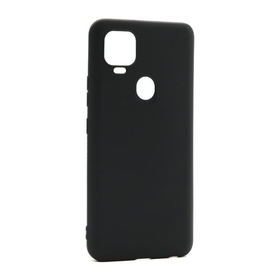 A1 Alpha 20 Plus Crna silikonska futrola (Black) - Mgs mobil Niš