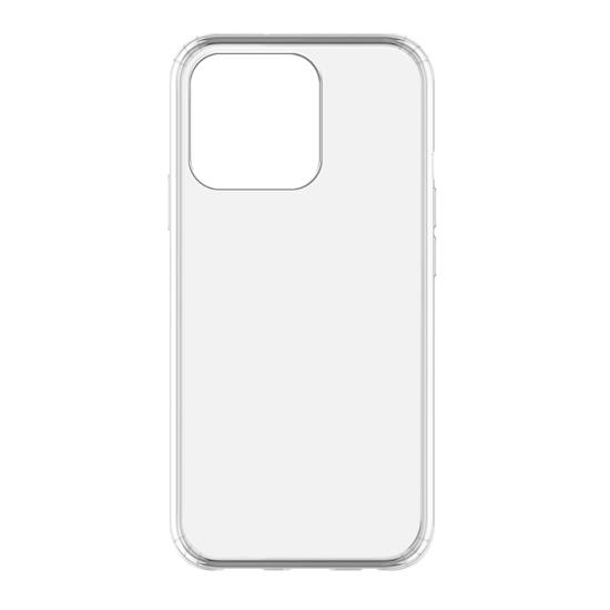 iPhone 13 Pro silikonska futrola Clear Fit - Mgs mobil Niš